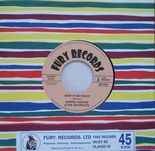 "45Re✦DARREL HIGHAM✦ ""Baby If We Touch/I Wonder If You Wonder"" Great Stroll.Hear♫"